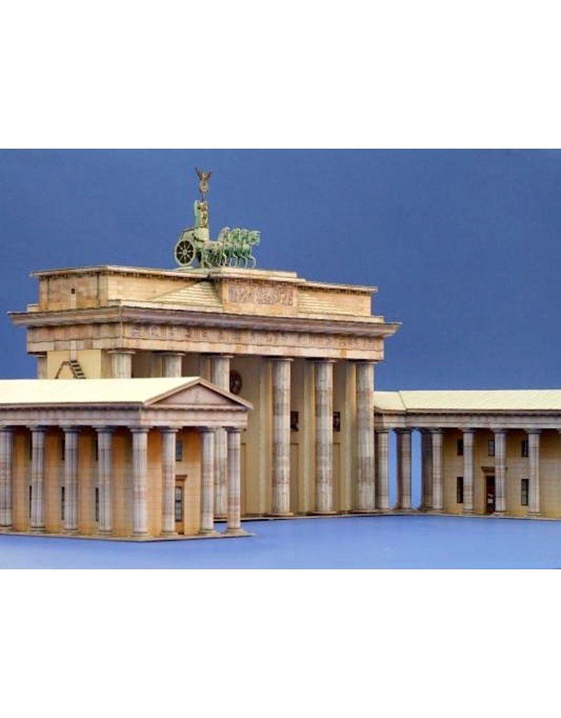 Schreiber-Bogen Brandenburger Tor (bouwplaat 1:160)