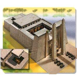 Schreiber-Bogen Egyptische Tempel (1:300)