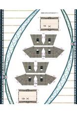 Schreiber-Bogen Tower Bridge Londen (bouwplaat 1:300)