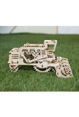 Ugears mechanische 3D-bouwpakketten Combine (mechanisch houten 3D-bouwpakket)