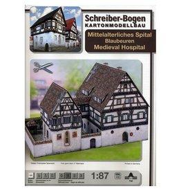 Schreiber-Bogen Middeleeuws Ziekenhuis (1:87)
