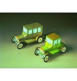 Schreiber-Bogen Twee Ford T Oldtimers (1:30)