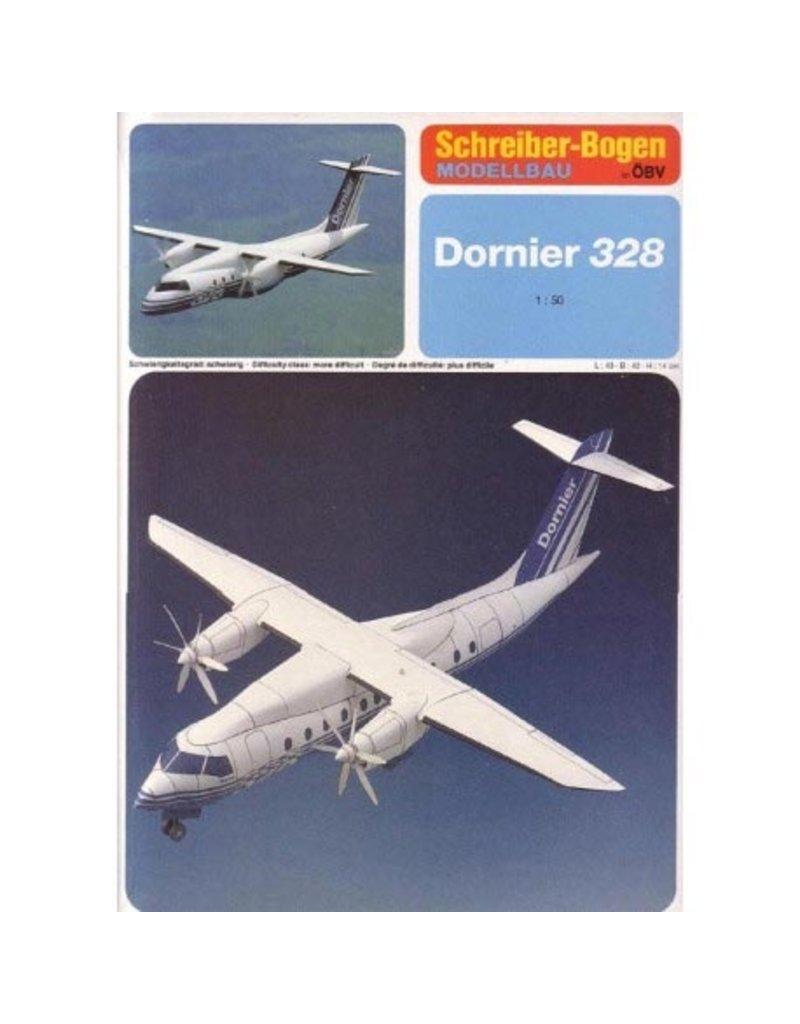 Schreiber-Bogen Dornier DO 328 vliegtuig (1:50)