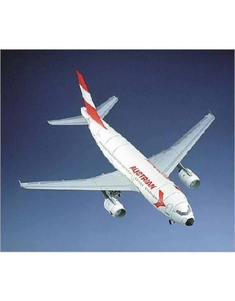 Schreiber-Bogen Airbus A310-324 passagiersvliegtuig (1:100)