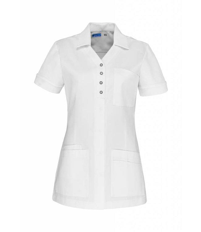 De Berkel Dames jasje Carmen wit