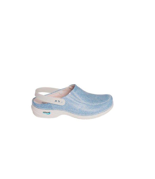 Gevavi  Zorgklomp Wash & Go open elastiek jeans