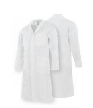 Alsico Uitverkoop Alsico heren doktersjas A6615 wit