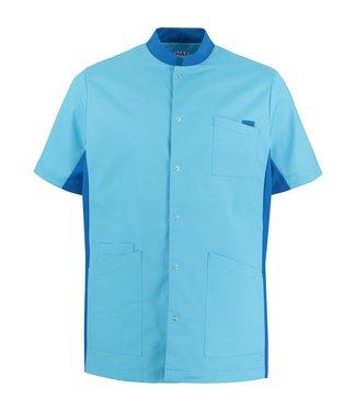 Shae Heren tuniek Ethan turquoise