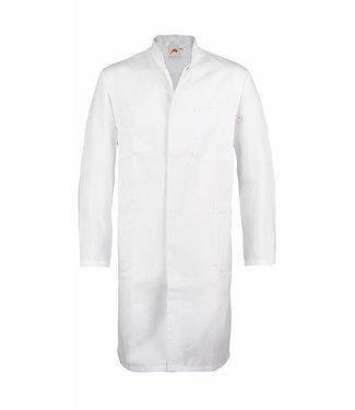 Haen Lange jas Ramon wit