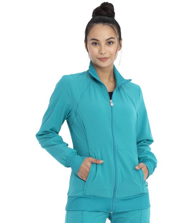 Vest Infinity 2391A vest met rits
