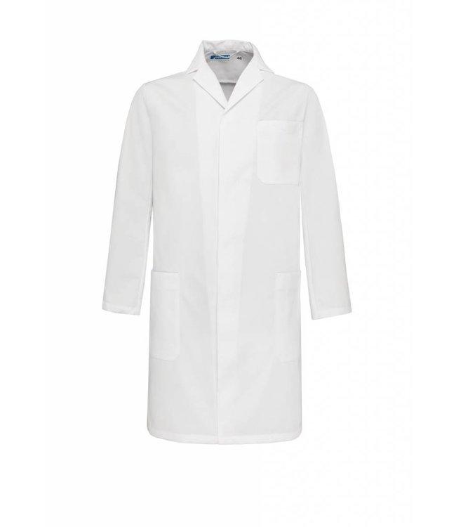 De Berkel Heren jas Paul wit