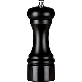 Pfeffermühle 16cm, schwarz