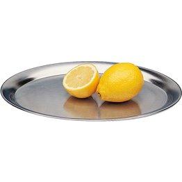 Serviertablett oval 20x14,5cm