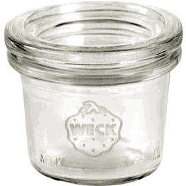 """Weckglas """"Mini-Sturz-Form"""" 35ml"""