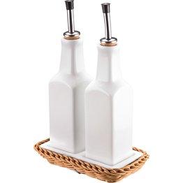 Menagen-Set Essig & Öl