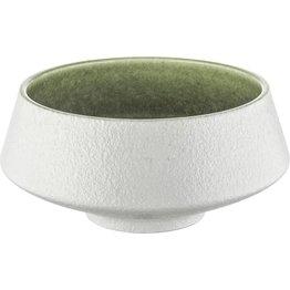 "Porzellan Serie ""Samoa"" grün Schale Ø 17,5cm - NEU"