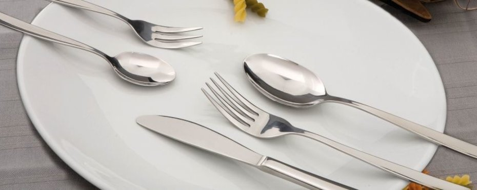 """Serie """"Modell 100"""" - Besteck für Gastronomie und GV-Bereich"""