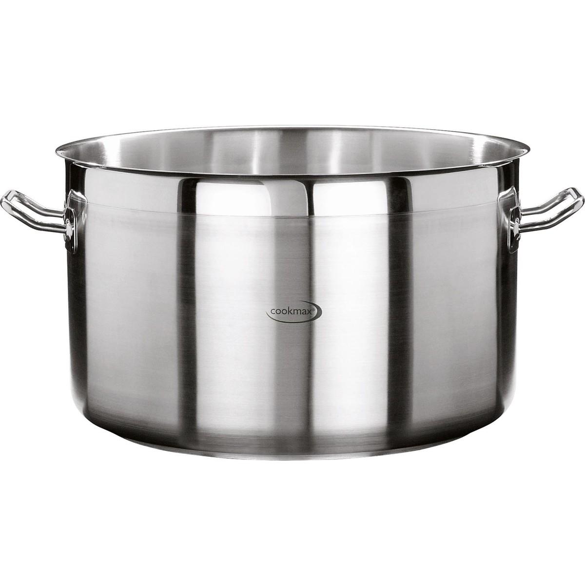 """Fleischtopf """"Cookmax Professional"""" Ø 45 cm, H: 28 cm. Inhalt 44,5L"""