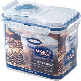 Lock & Lock Frischhaltebox Lock & Lock Frischhaltebox mit Schütte