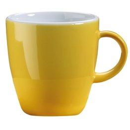 Latte Macchiatotasse obere gelb