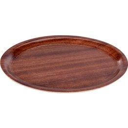 Serviertablett oval 26x20cm