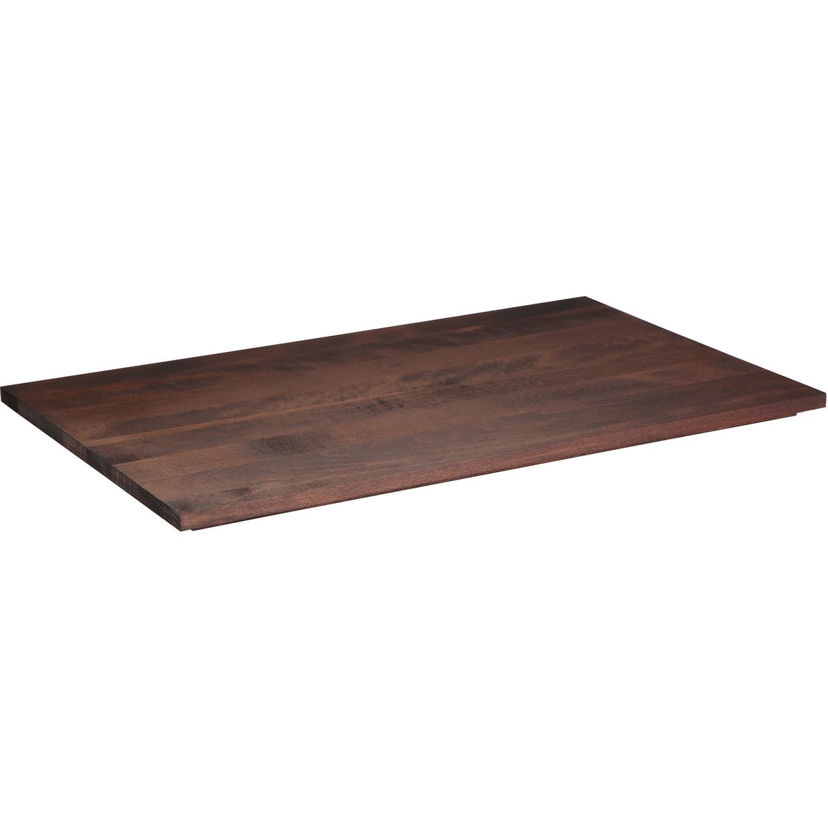 Aufsatz 1/1 GN Buche dunkel Platte