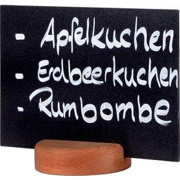 Tischtafel für Holzfuss A6