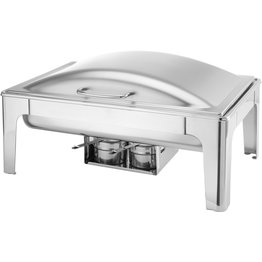 Chafing Dish 1/1 GN, Satiniert - NEU