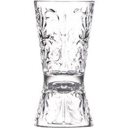 """Glasserie """"Tattoo"""" Schnapsglas 3cl/6cl - NEU"""