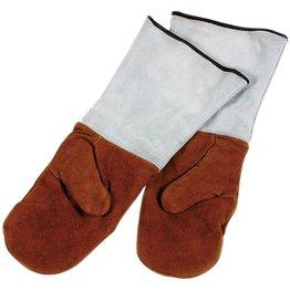 Hitze-Handschuh aus Leder - NEU