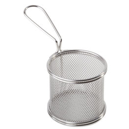 Mini-Servier-Frittierkorb, rund Ø 9 cm