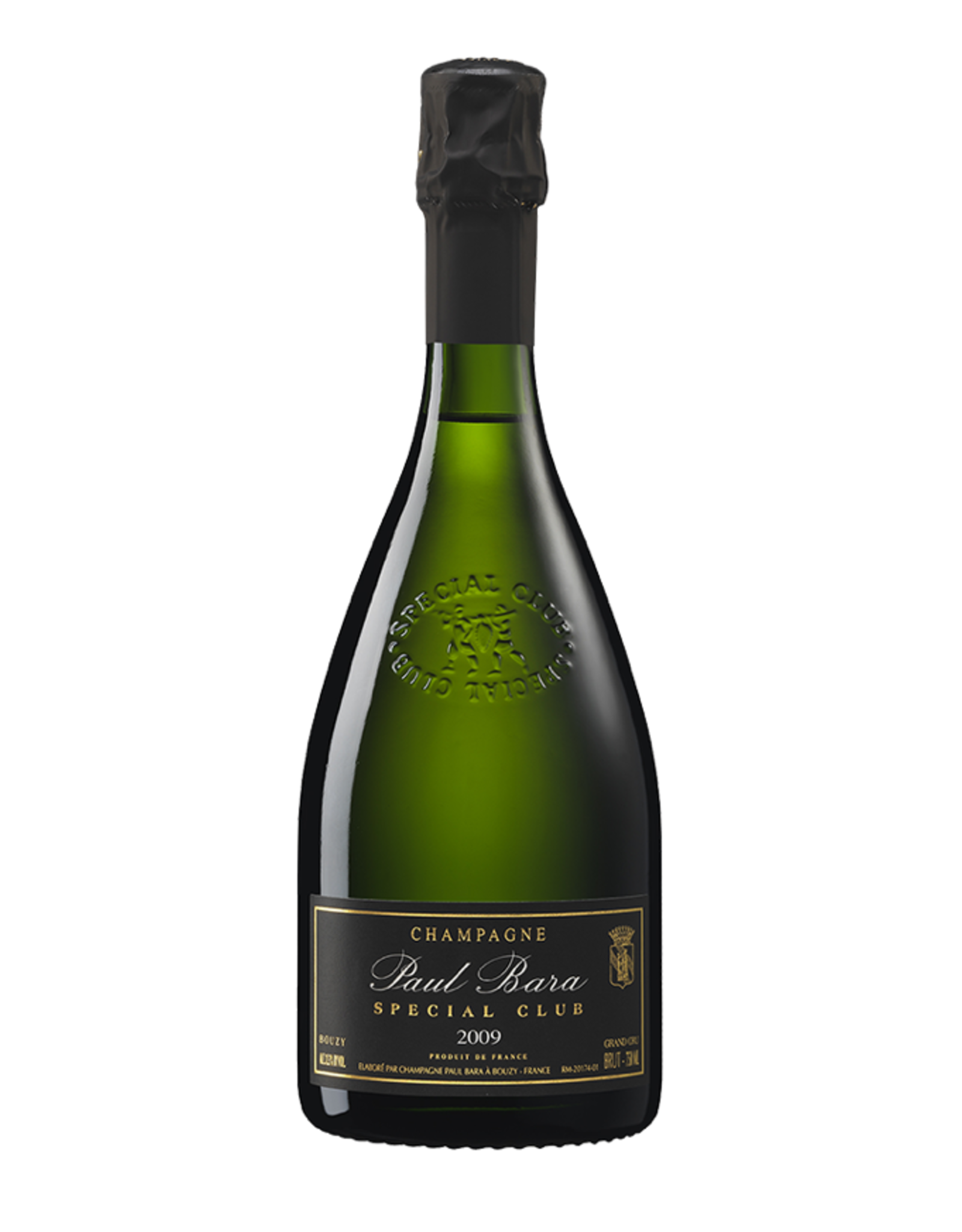 Paul Bara Champagne Paul Bara Special Club 2012