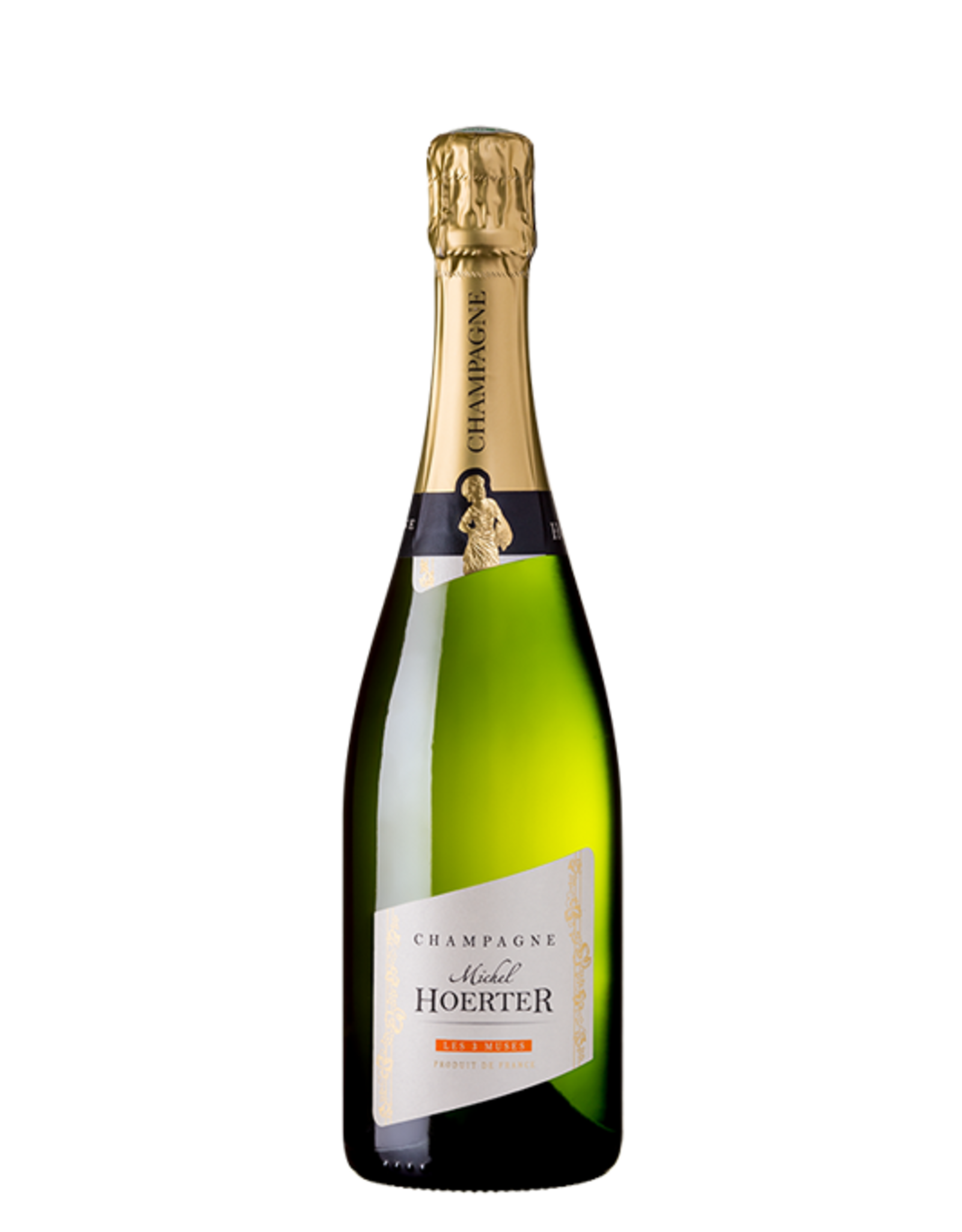 Michel Hoerter Champagne Michel Hoerter Les 3 Muses Brut