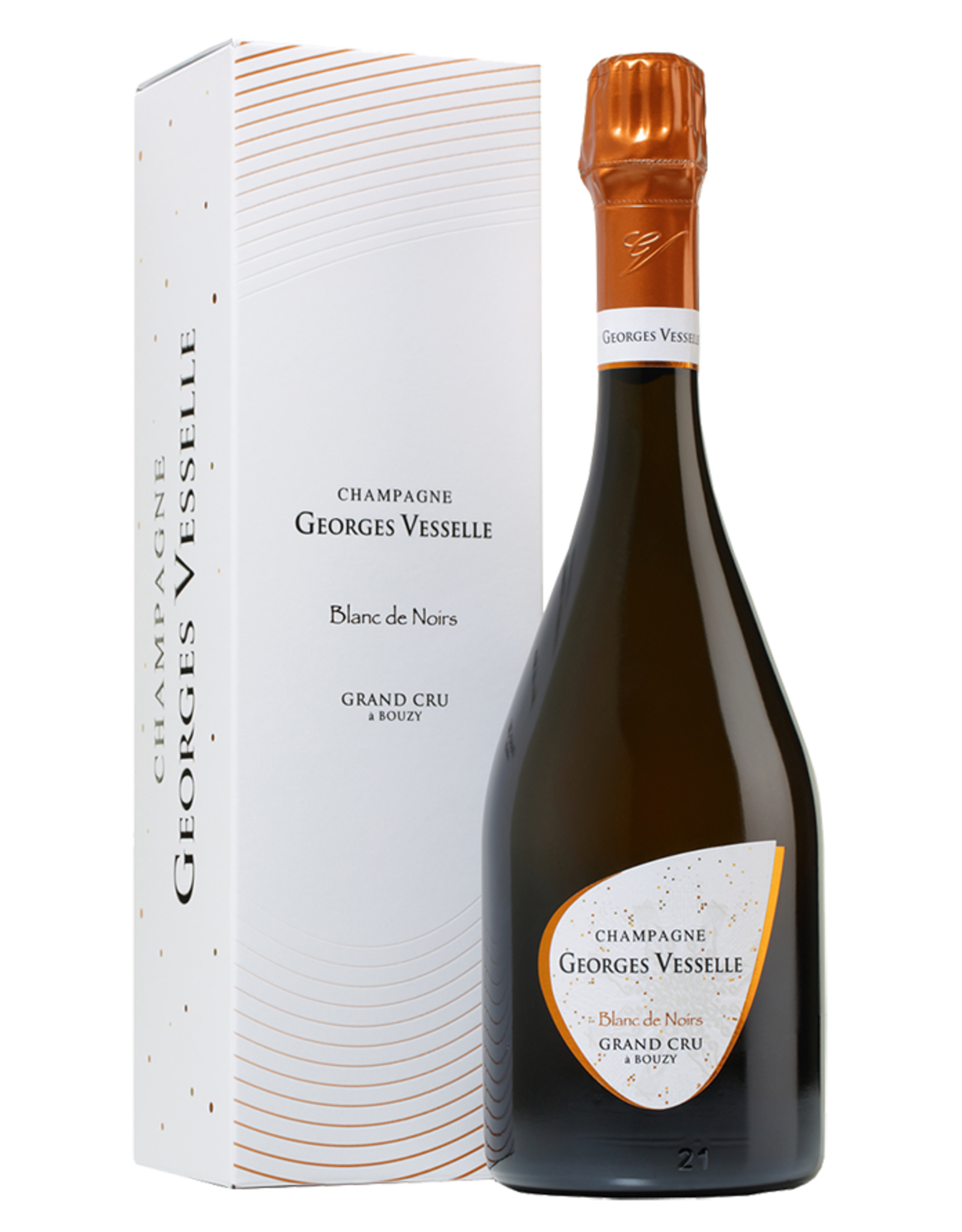 Georges Vesselle Champagne Georges Vesselle Blanc de Noirs Grand Cru