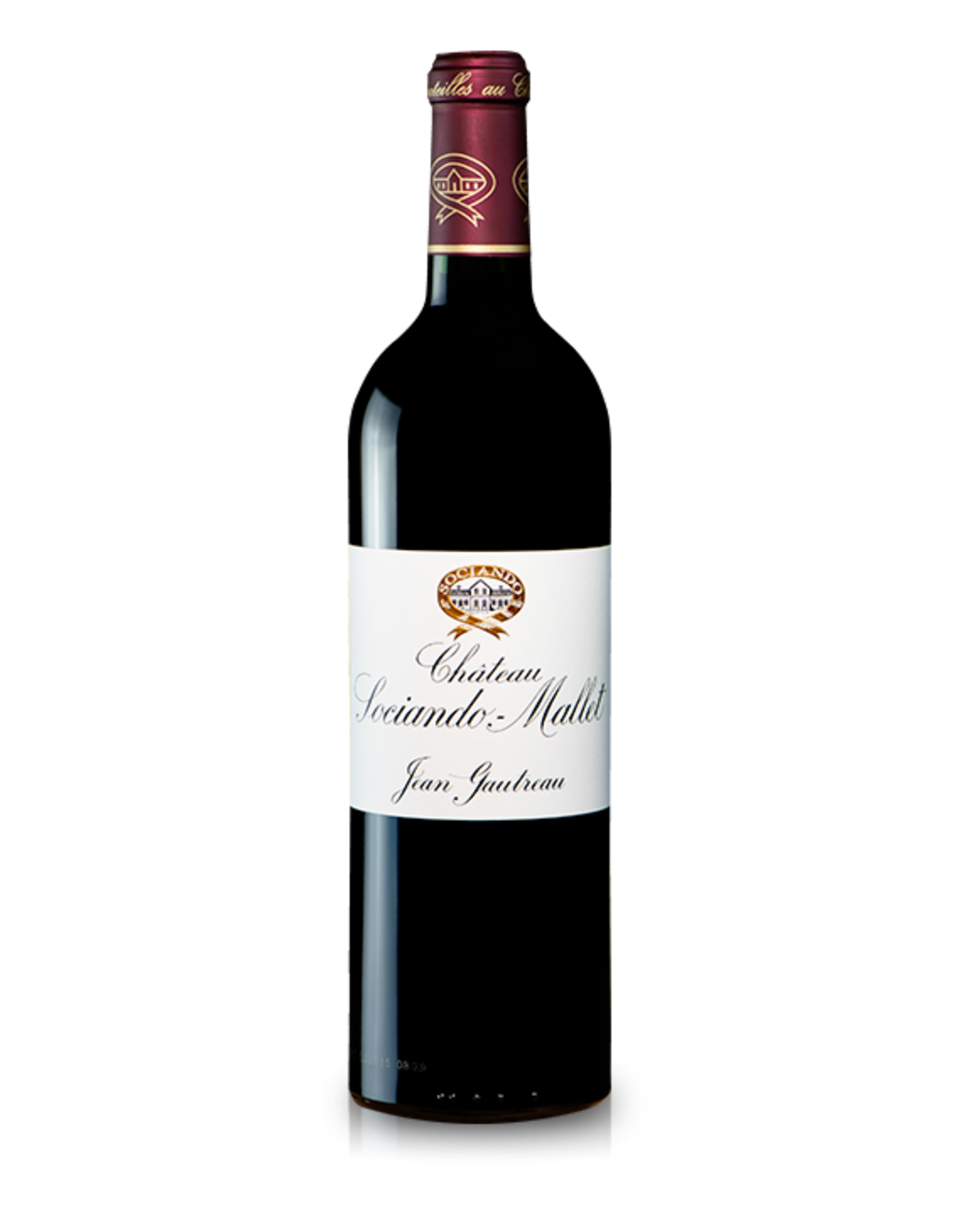 Château Sociando-Mallet Château Sociando-Mallet 2016 - Haut-Médoc