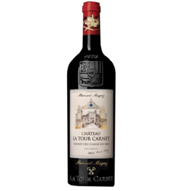 Château La Tour Carnet La Tour Carnet 2017