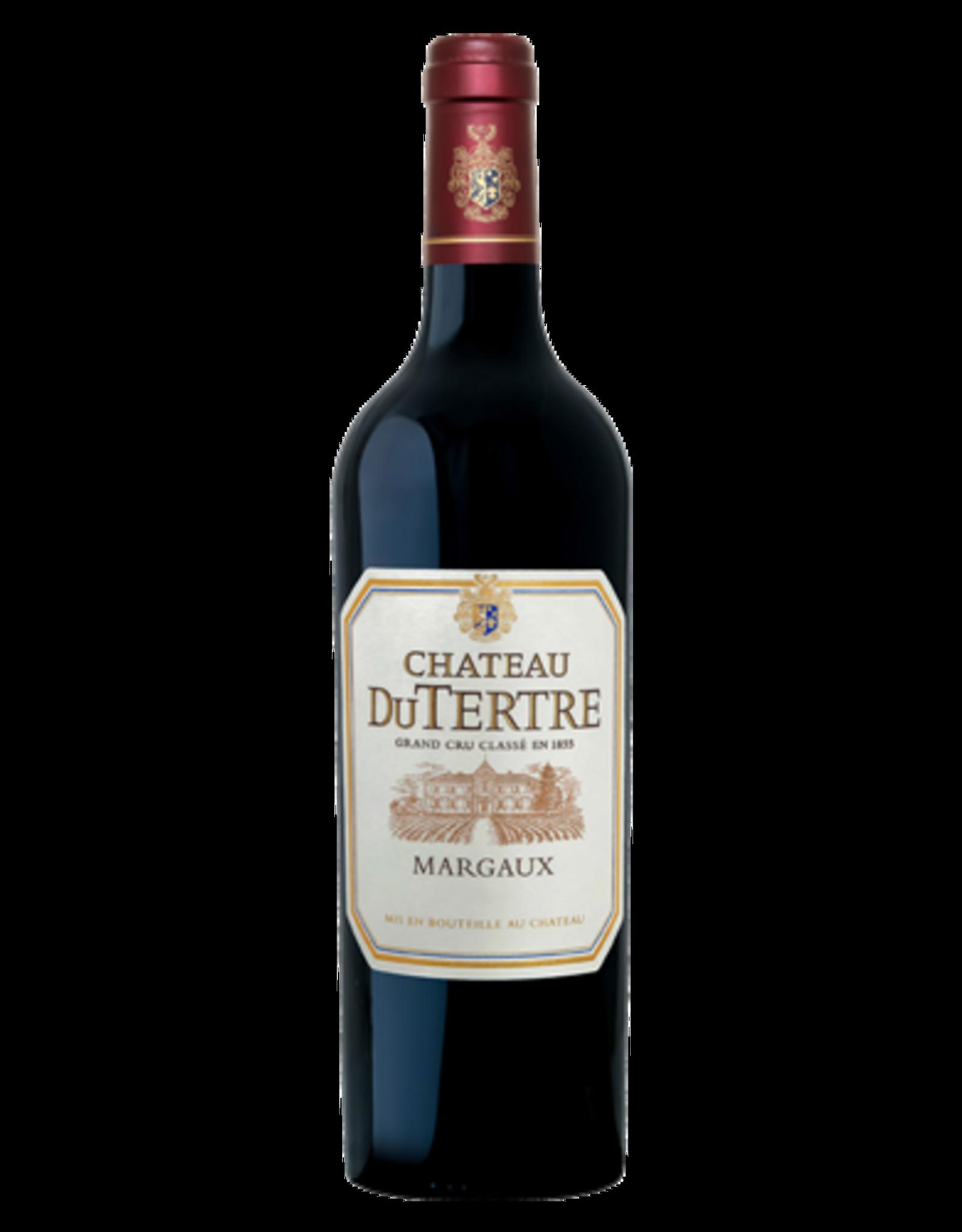 Château Du Tertre Château Du Tertre 2017 - Margaux
