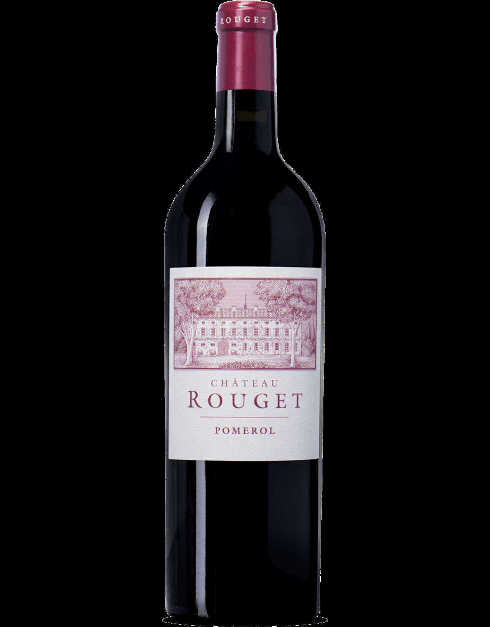Château Rouget Château Rouget 2017 - Pomerol