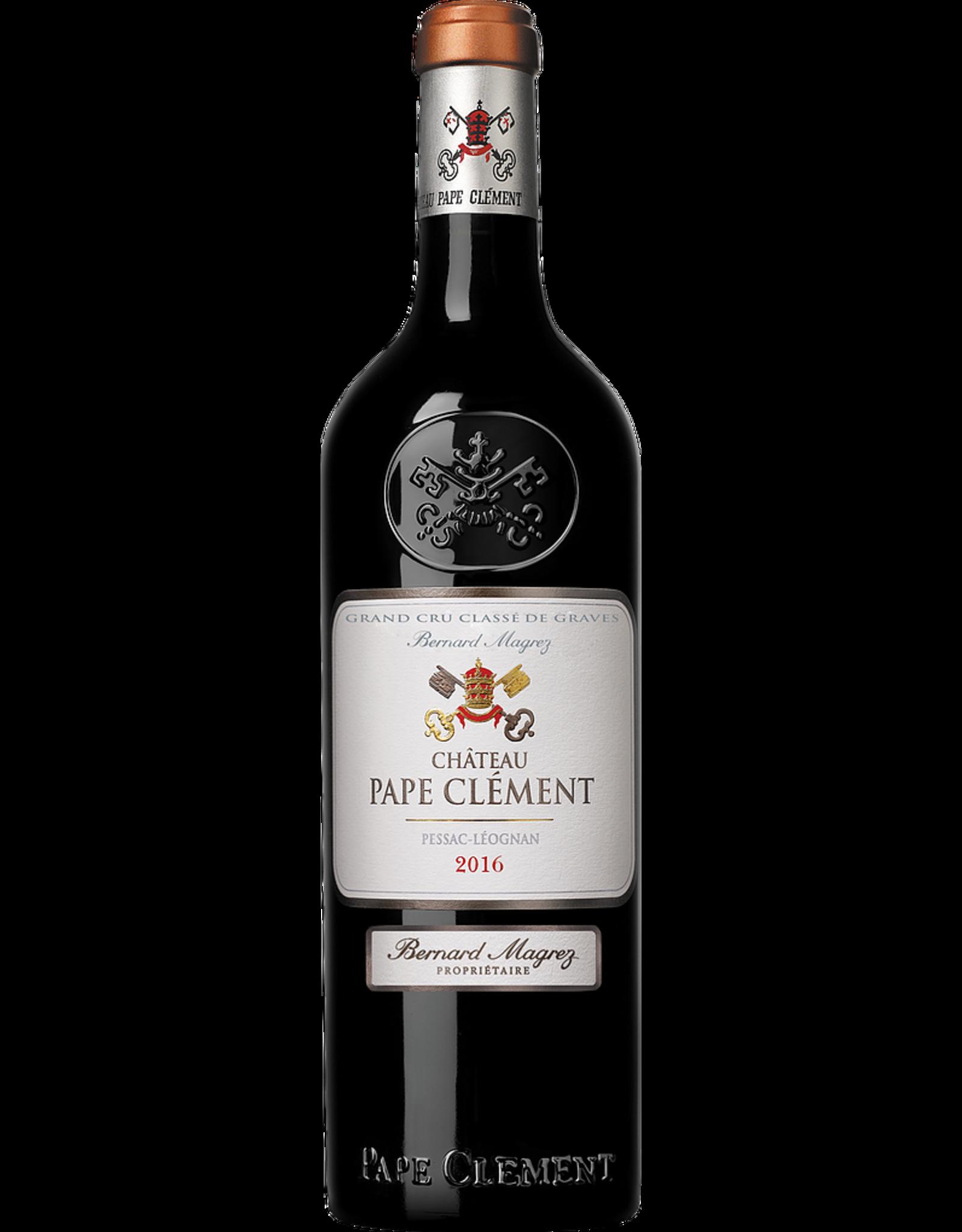 Château Pape Clément Château Pape Clément rouge 2016 - Pessac-Léognan