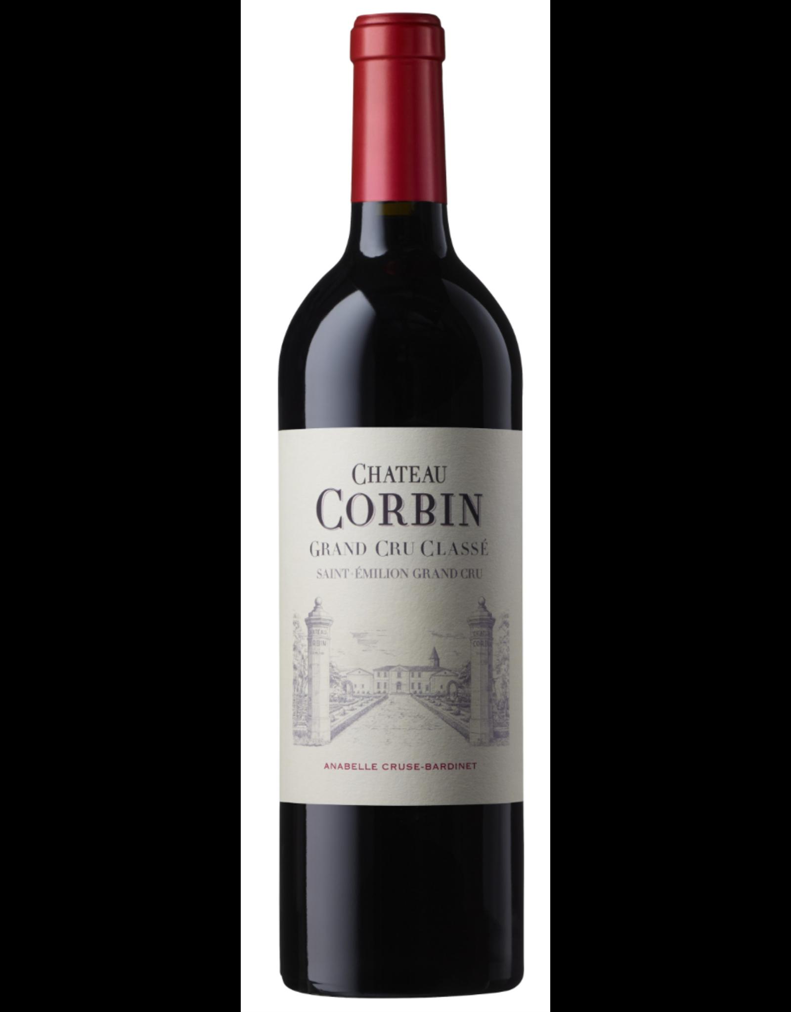 Château Corbin Château Corbin 2016 - St.Emilion