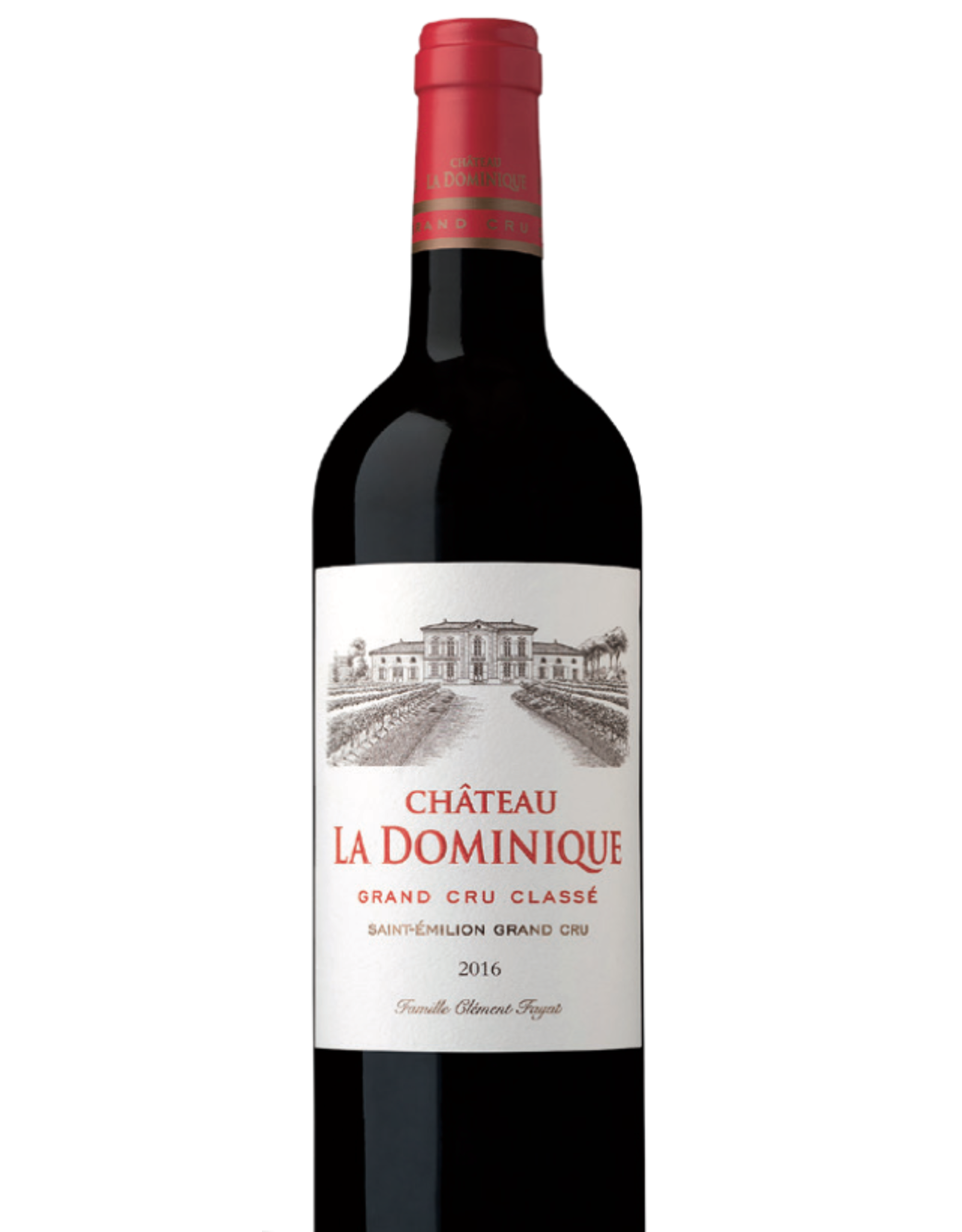 Château La Dominique Château La Dominique 2016 - St.Emilion
