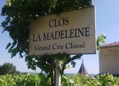 Château Clos de la Madelaine