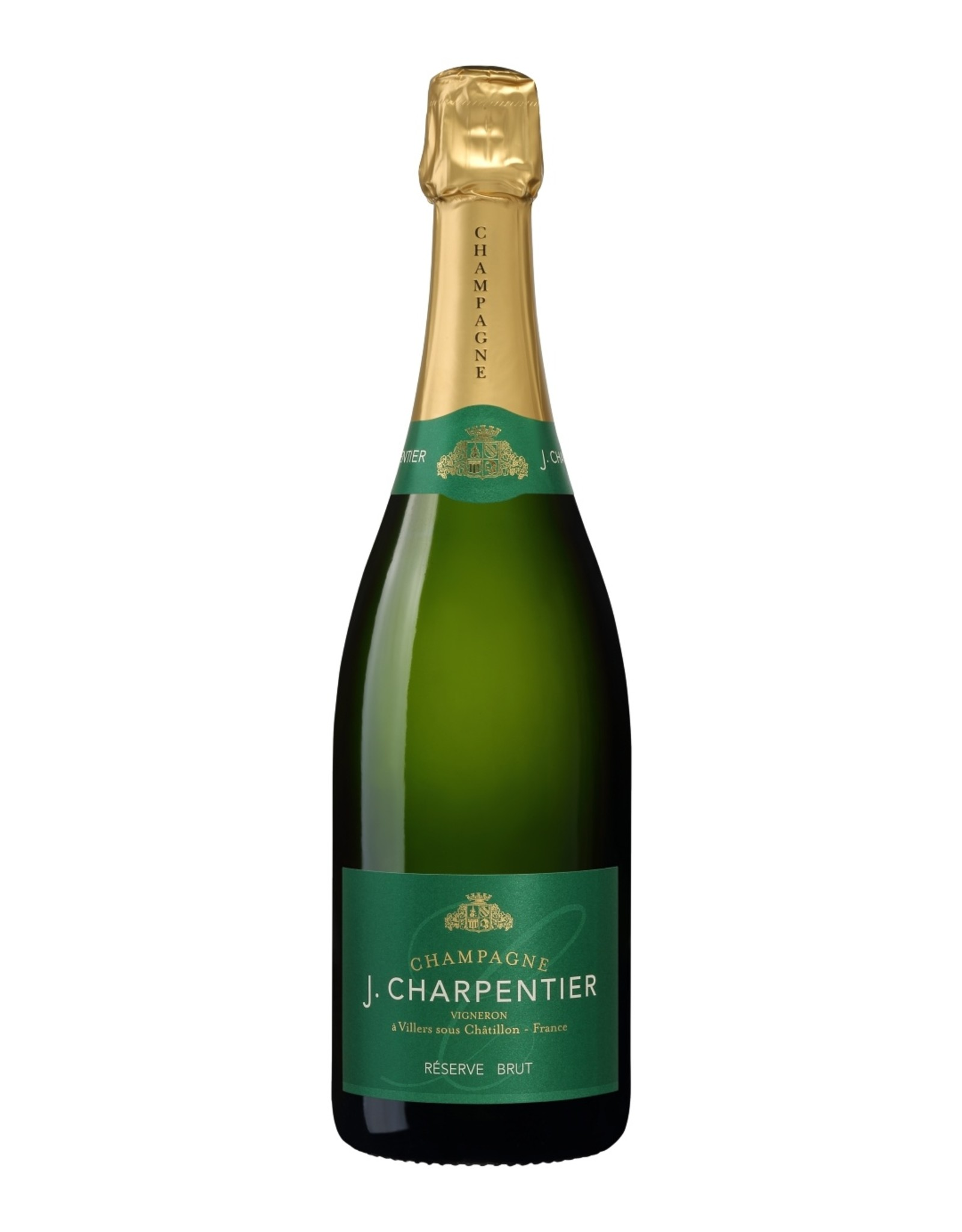 J. Charpentier Champagne J. Charpentier Reserve Brut - 0,375l