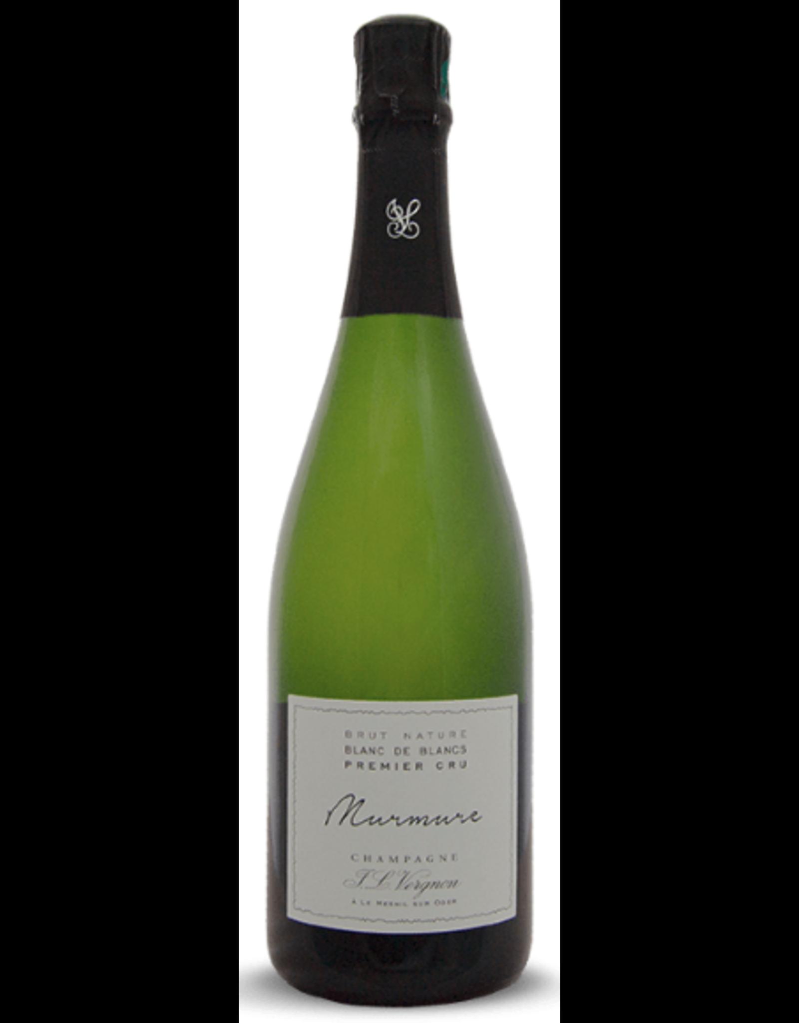 J.L. Vergnon Champagne J.L. Vergnon Murmure Brut Nature