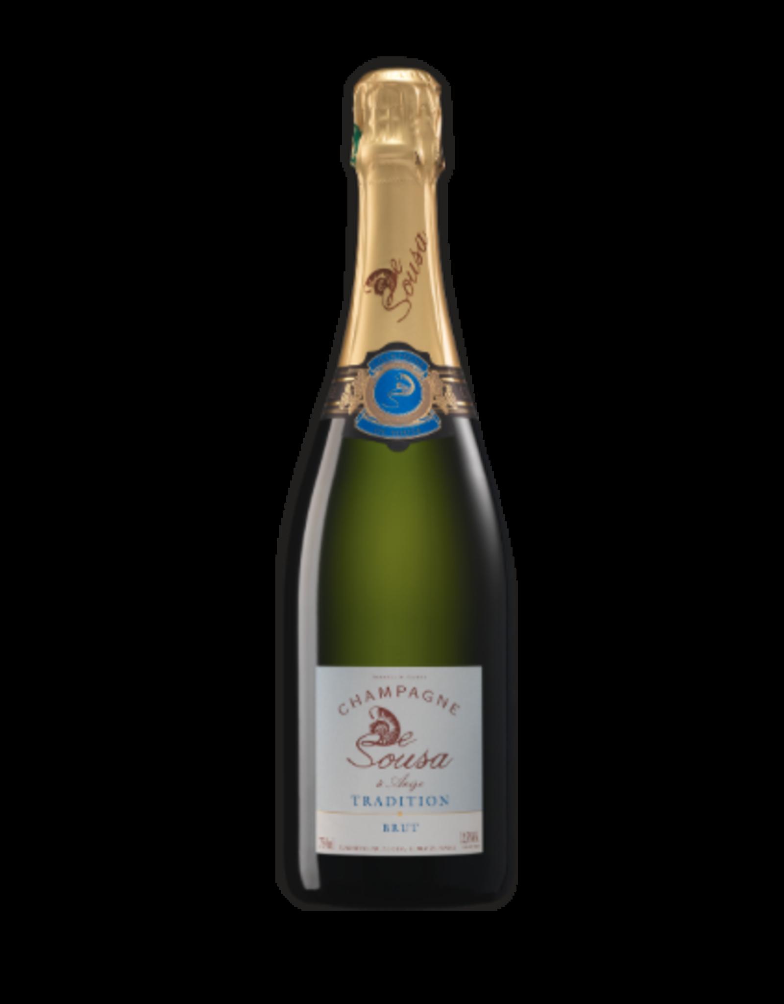 De Sousa Champagne De Sousa Tradition Brut