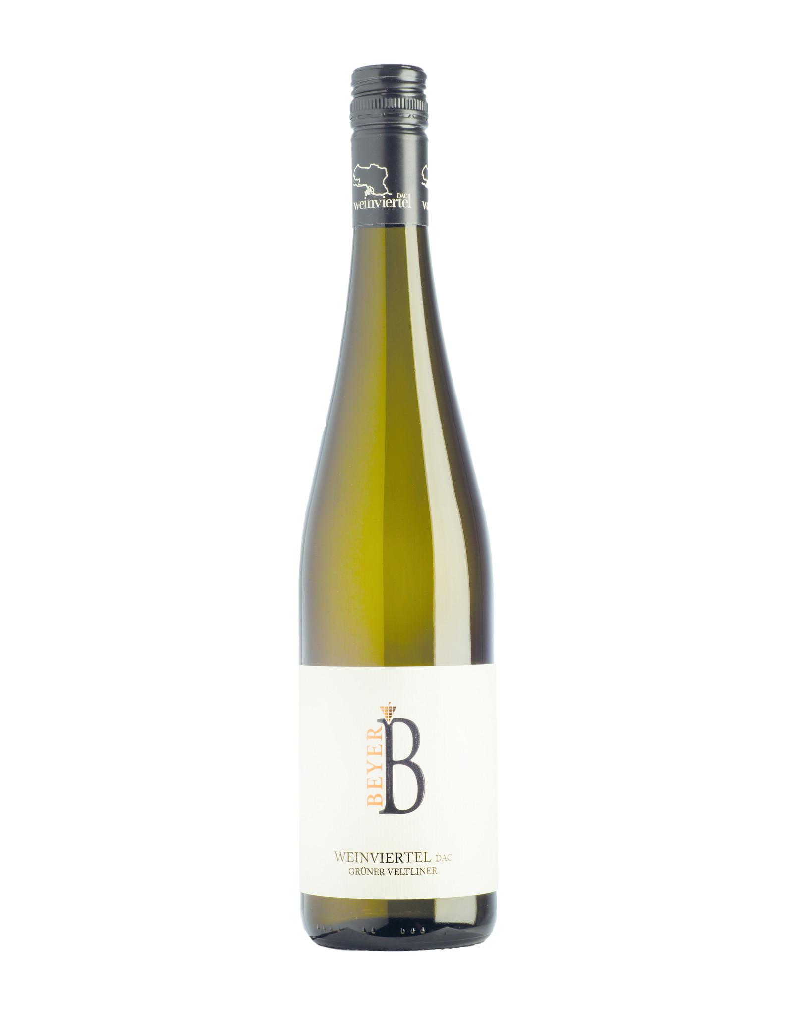 Beyer Beyer - Weinviertel DAC Grüner Veltliner 2018