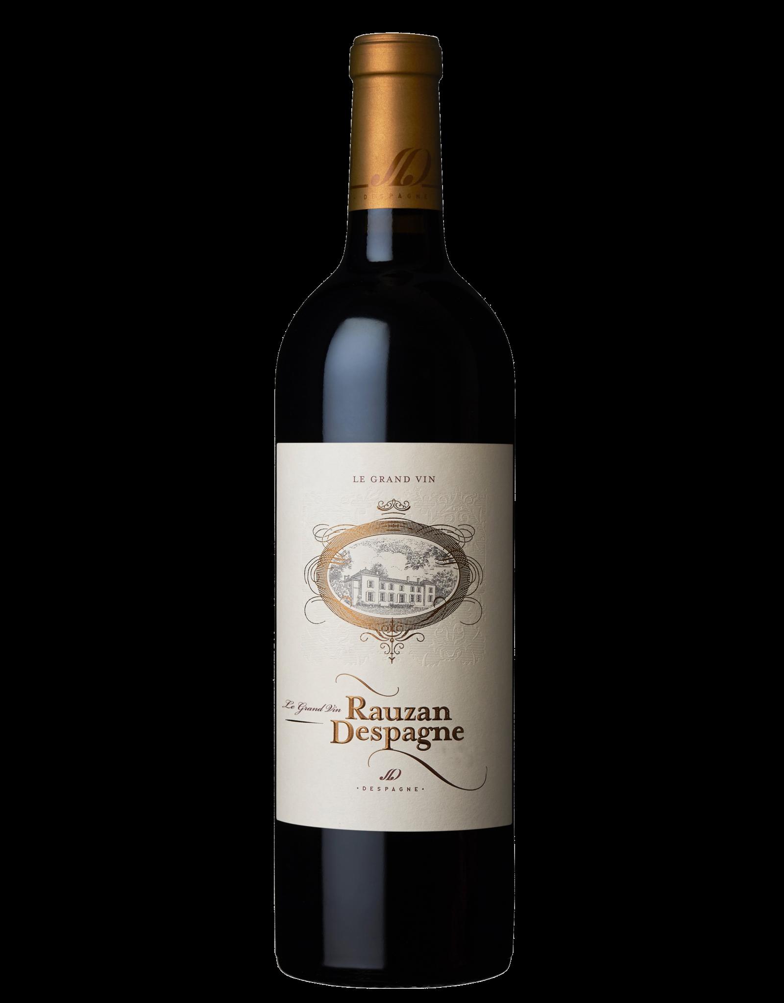 Château Rauzan Despagne Château Rauzan Despagne Grand Vin Rouge 2017 - Bordeaux