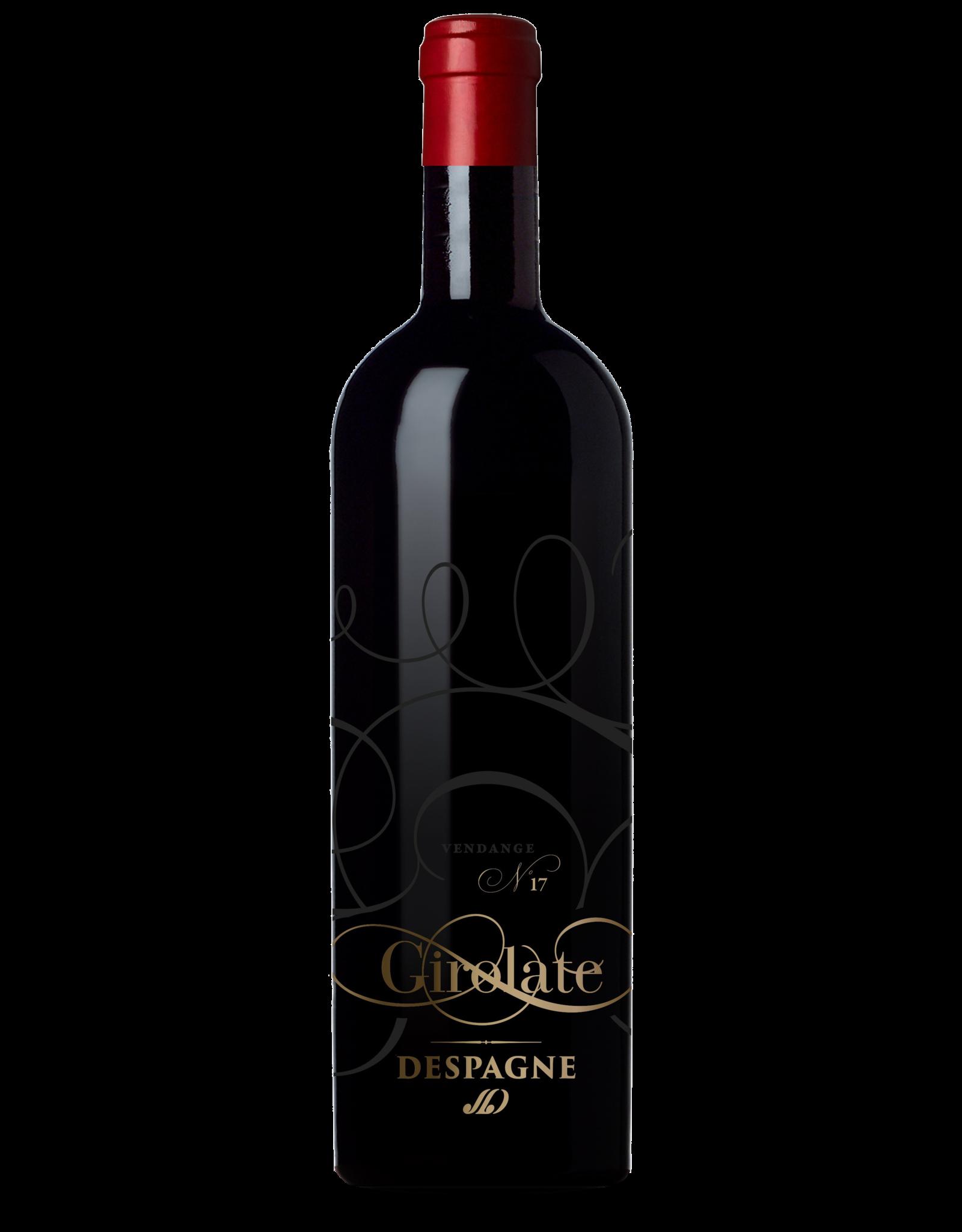 Château Rauzan Despagne Girolate Rouge 2015 - Bordeaux