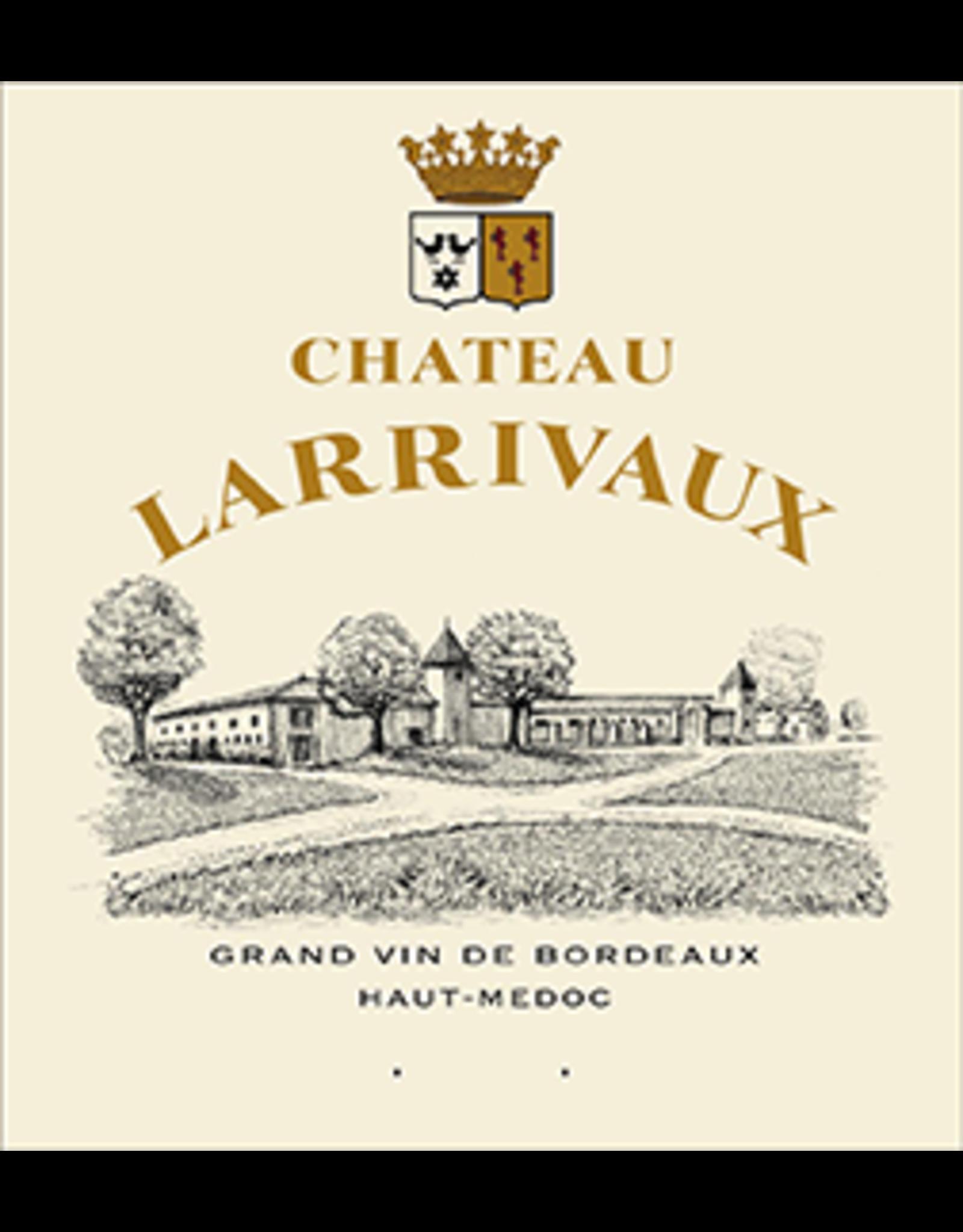 Château Larrivaux Château Larrivaux 2017 - Haut-Médoc