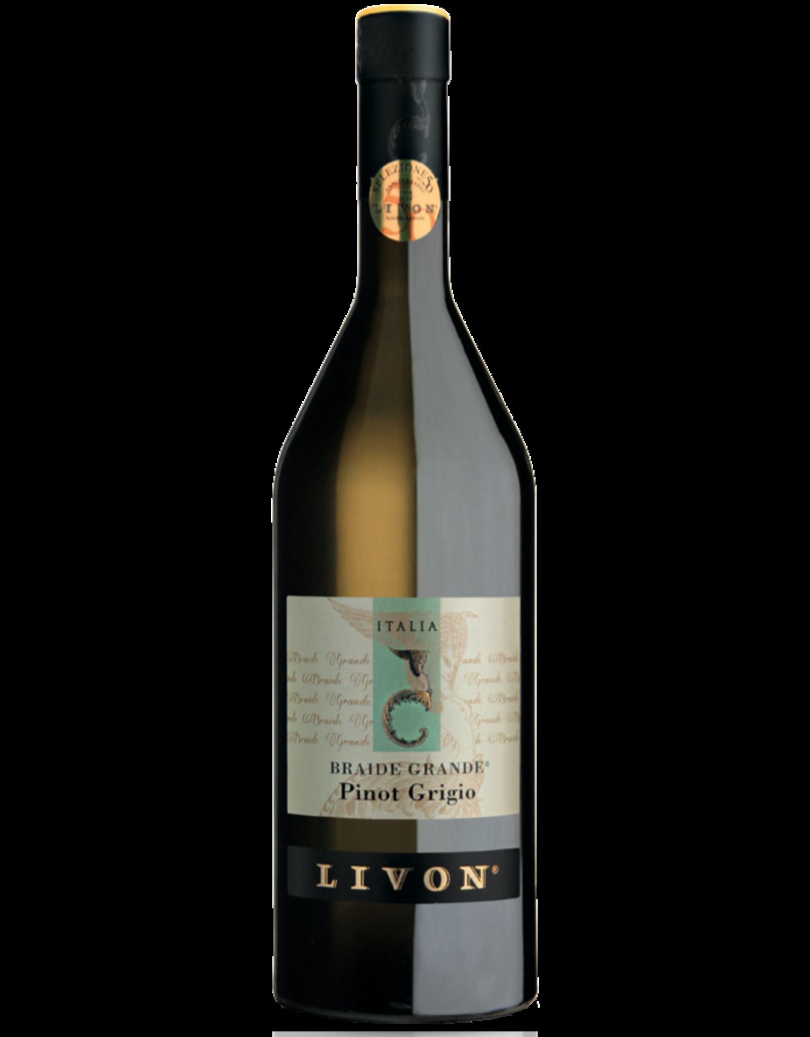 Livon Livon Braide Grande Pinot Grigio 2016
